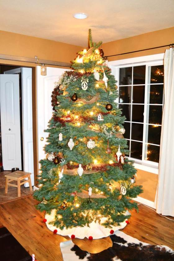 Country Christmas Tree 4
