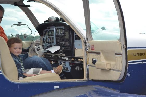 Cason Flight 034